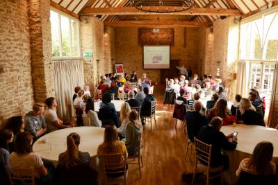 Whitley Stimpson away day presentations