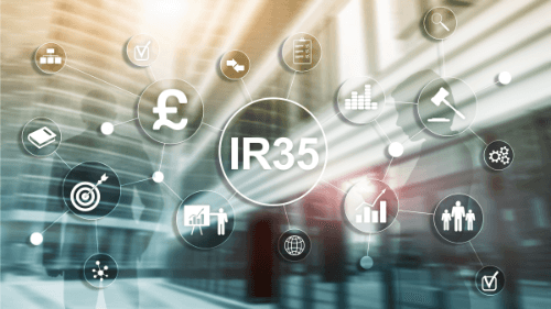 What should employers or contractors do if the HMRC IR35 tool delivers an undetermined outcome?