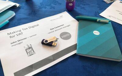 Whitley Stimpson hosts Making Tax Digital seminars