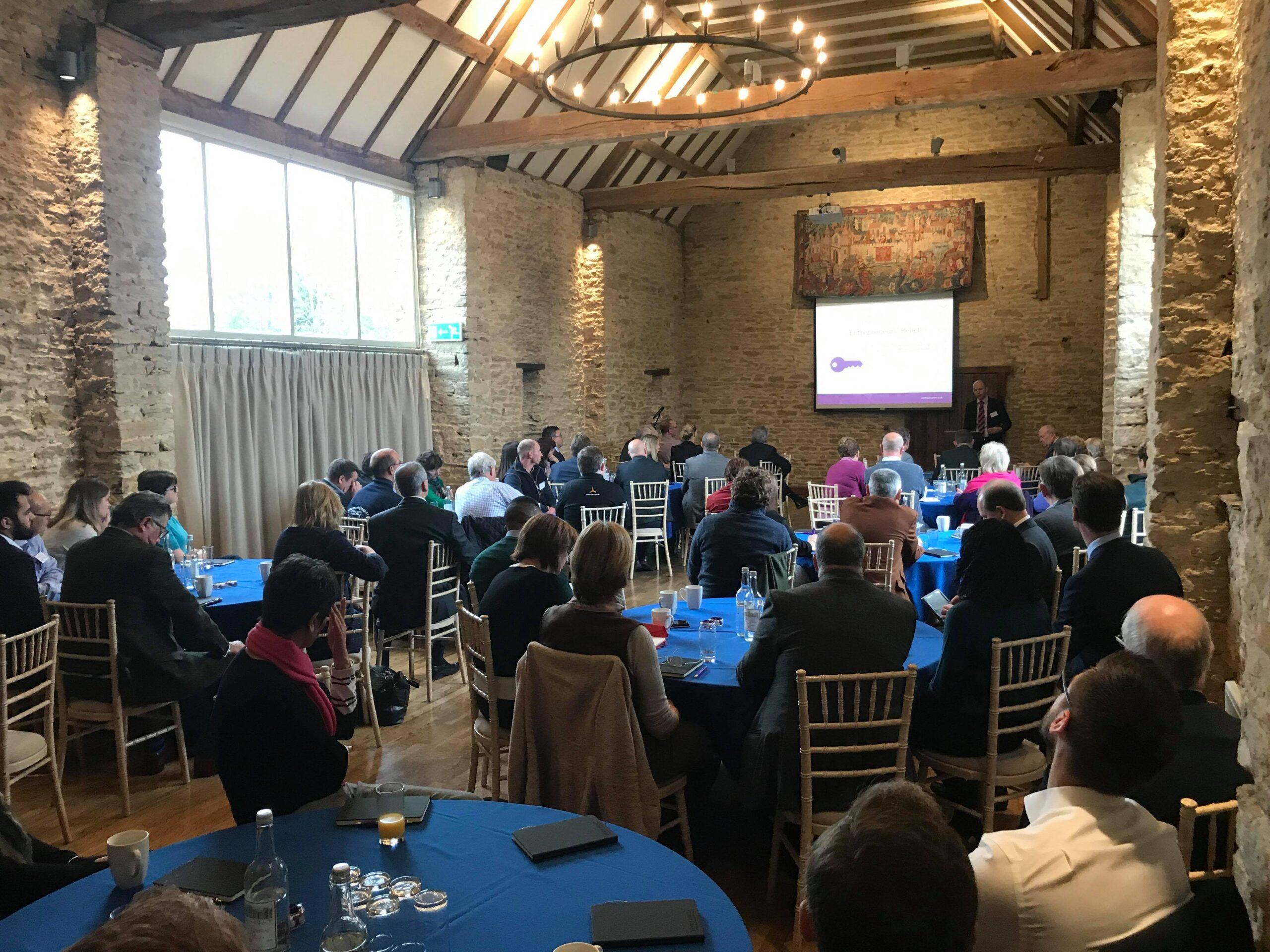 Whitley Stimpson host Autumn Budget seminars