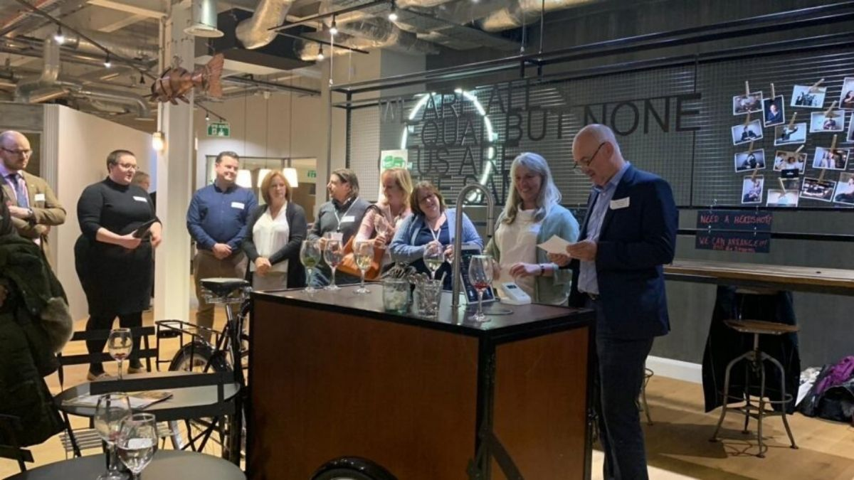 Whitley Stimpson hosts networking event in the heart of Bicester