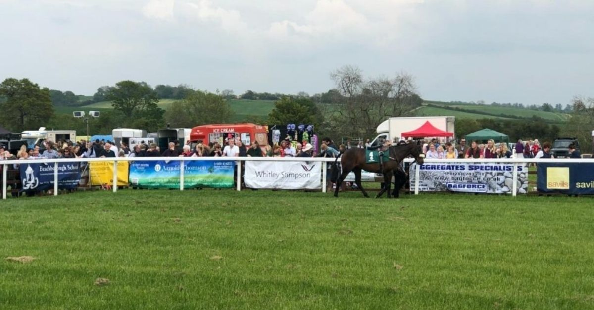 Whitley Stimpson sponsored the Grafton Point to Point for the third year running