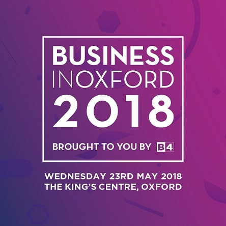 Whitley Stimpson offers Business in Oxford 2018 ticket discount