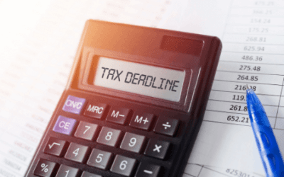 How to reduce your January tax bill