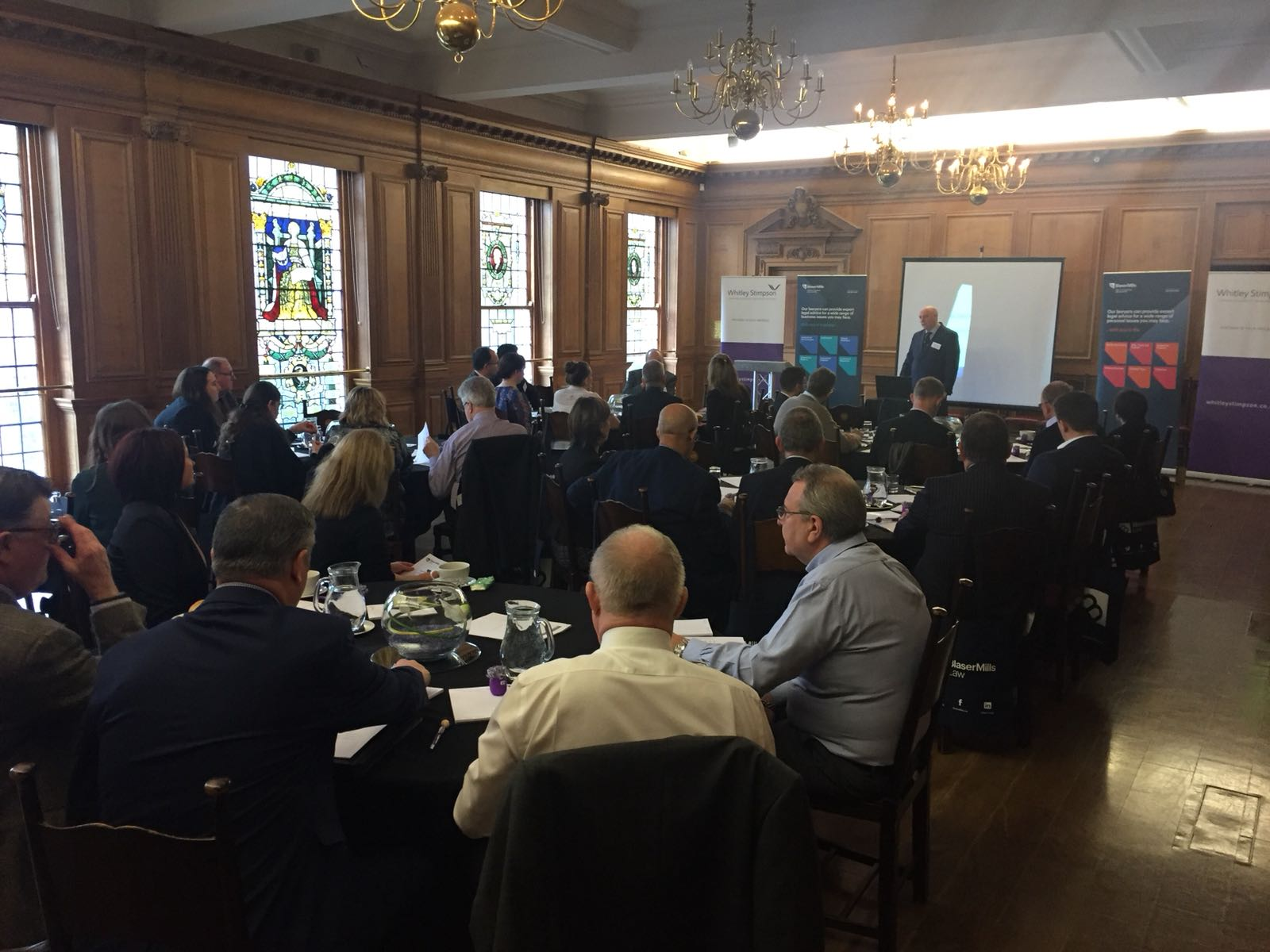 Whitley Stimpson hosts Business Succession Seminar