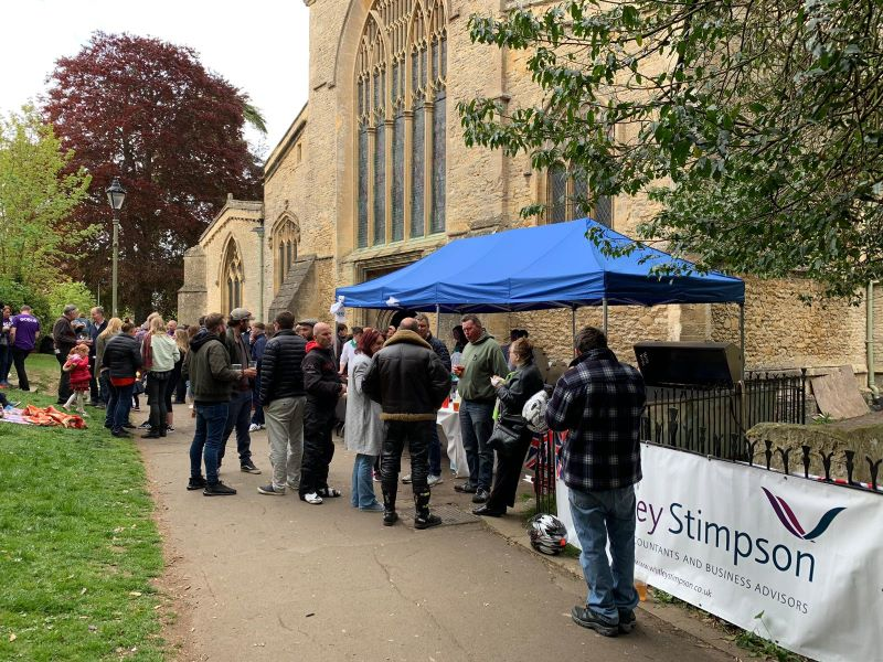 Fantastic Charity Weekend in Witney!