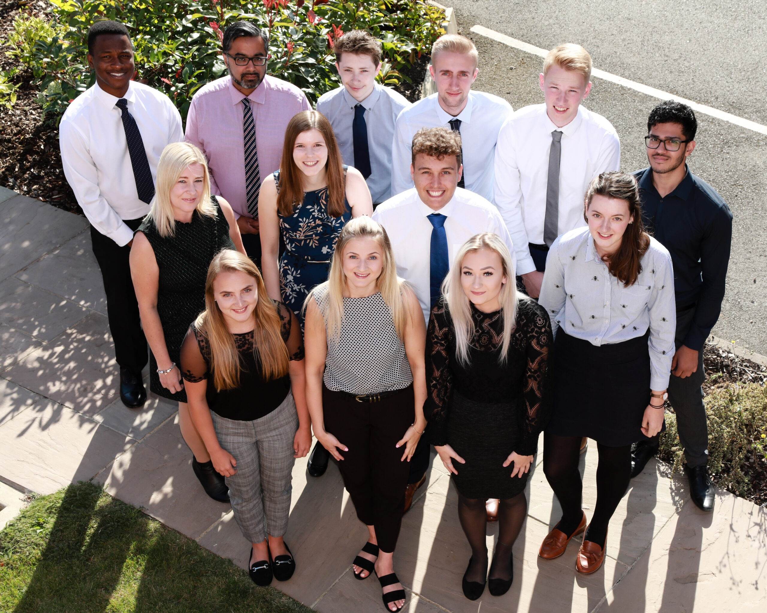 Whitley Stimpson Invests in the Best for Professional Development