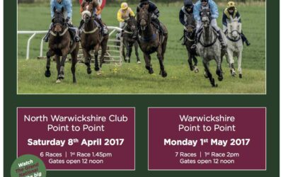 Whitley Stimpson are corporate sponsors for the Men's Open at the Warwickshire Point to Point