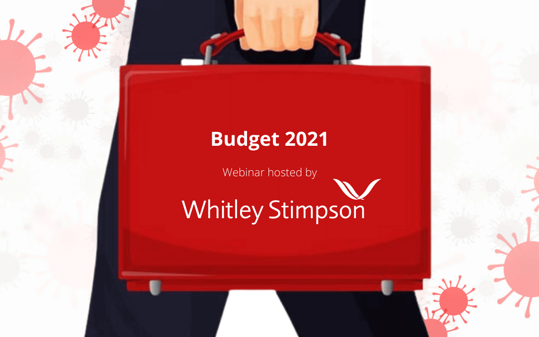 Whitley Stimpson host webinar on how the Spring Budget will affect you