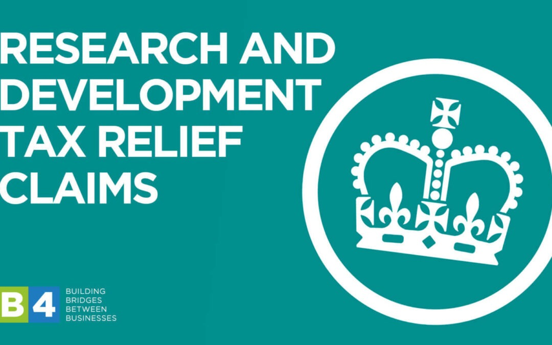 The benefits of R&D tax relief for SMEs