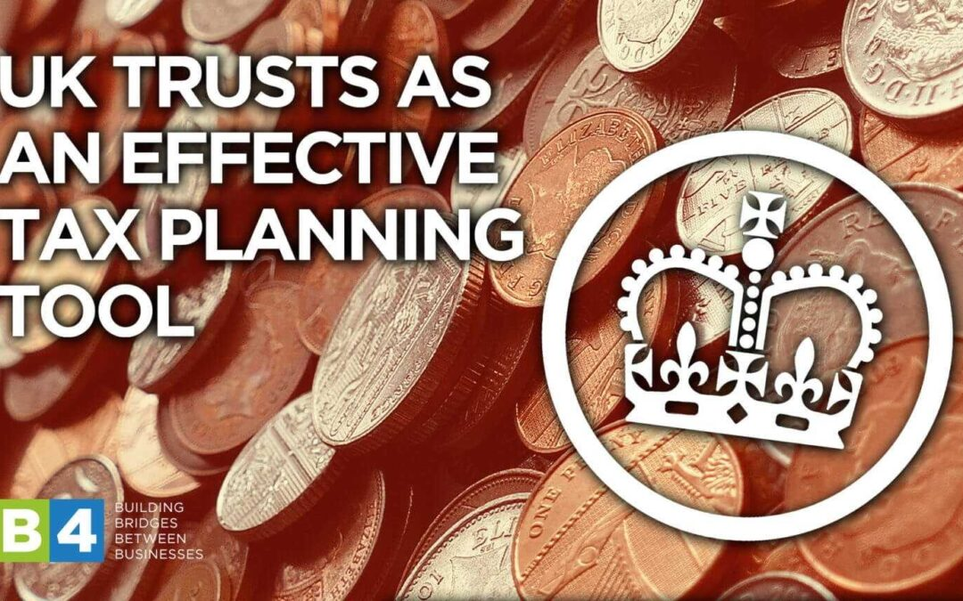 Using trusts as an effective tax planning tool