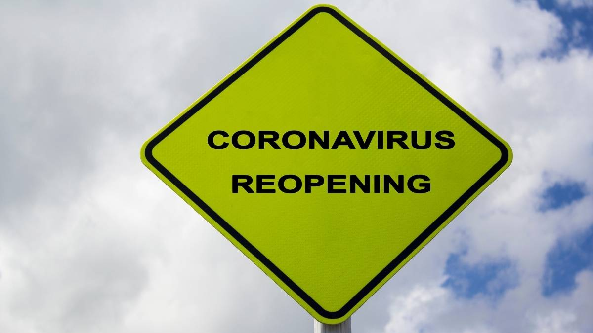 COVID-19 reopening
