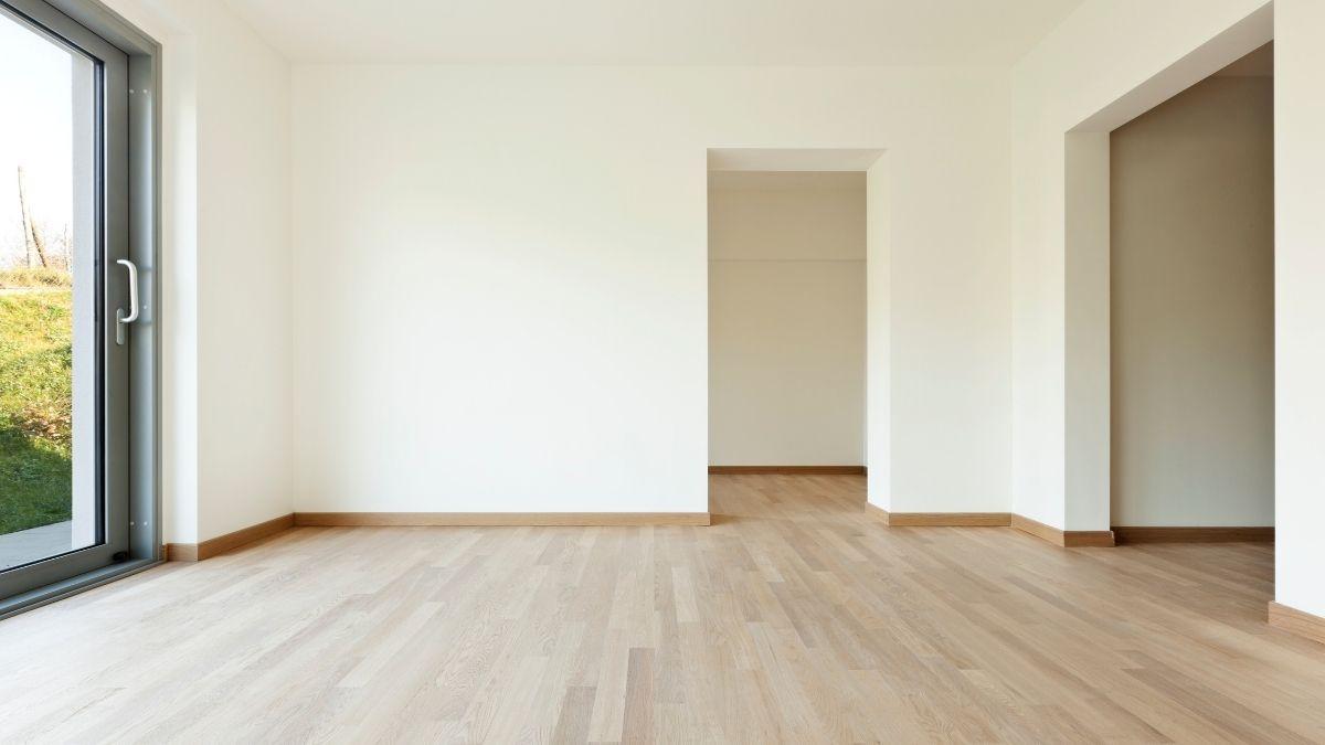 Empty property