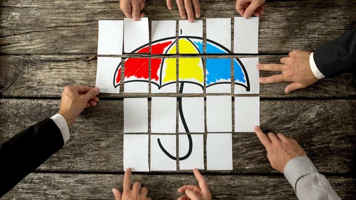Mini umbrella company scams
