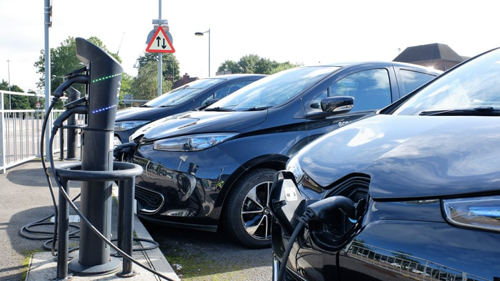 Why electric company cars are tax-efficient