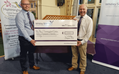 Charity golf day raises funds for local cancer charity